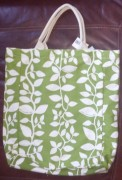 T20125 Tote Lime