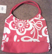 T20046-Tote Mostly Pink