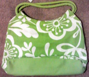 T20047-Tote Green